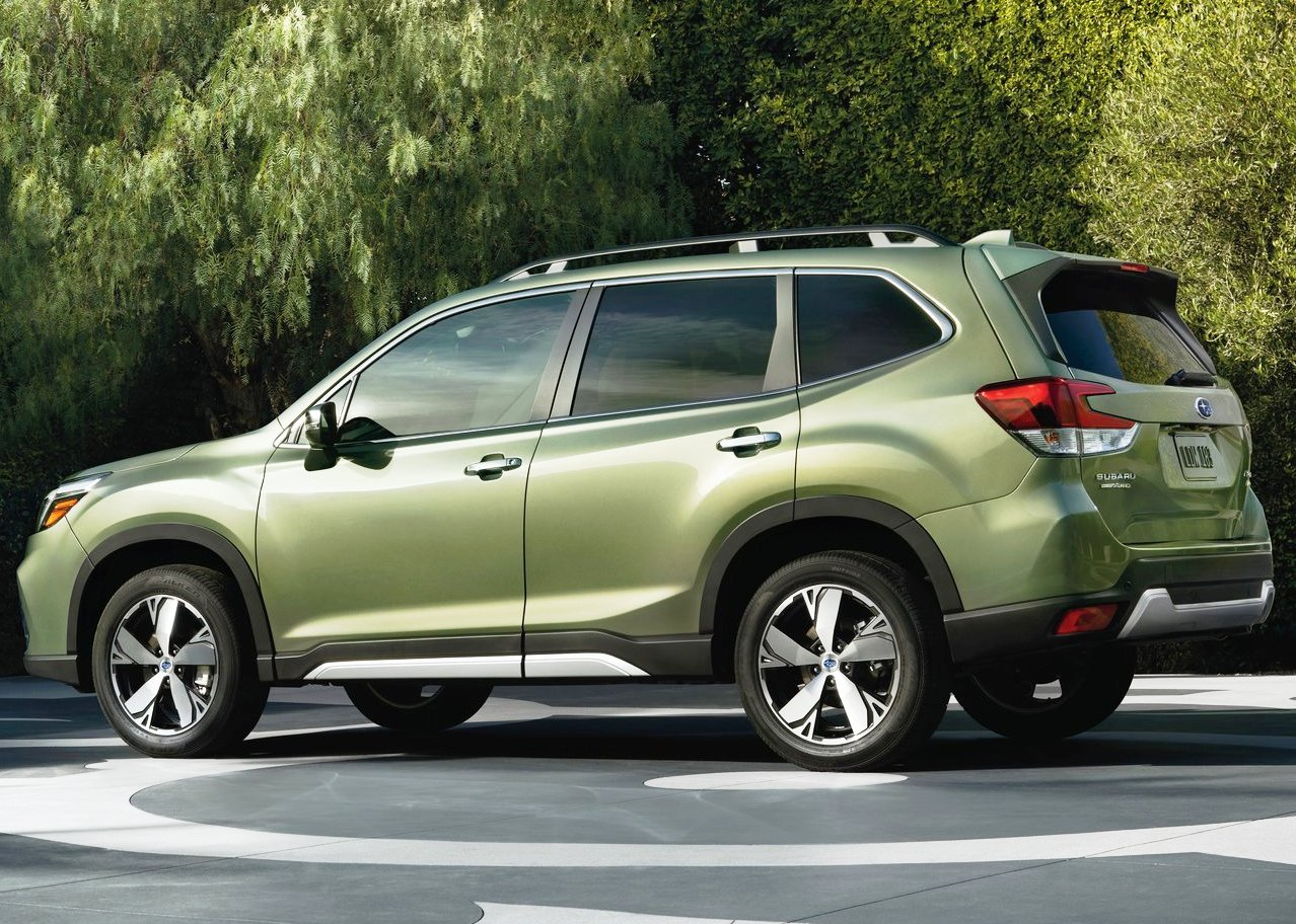 2020 Subaru Forester XT SUV Changes