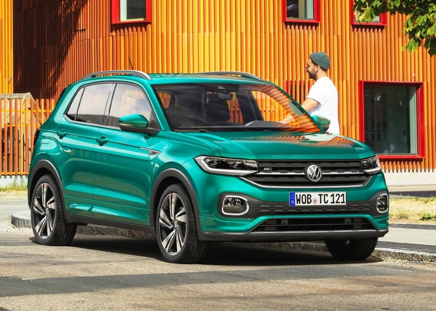 2020 VW T-Cross Engine Specs
