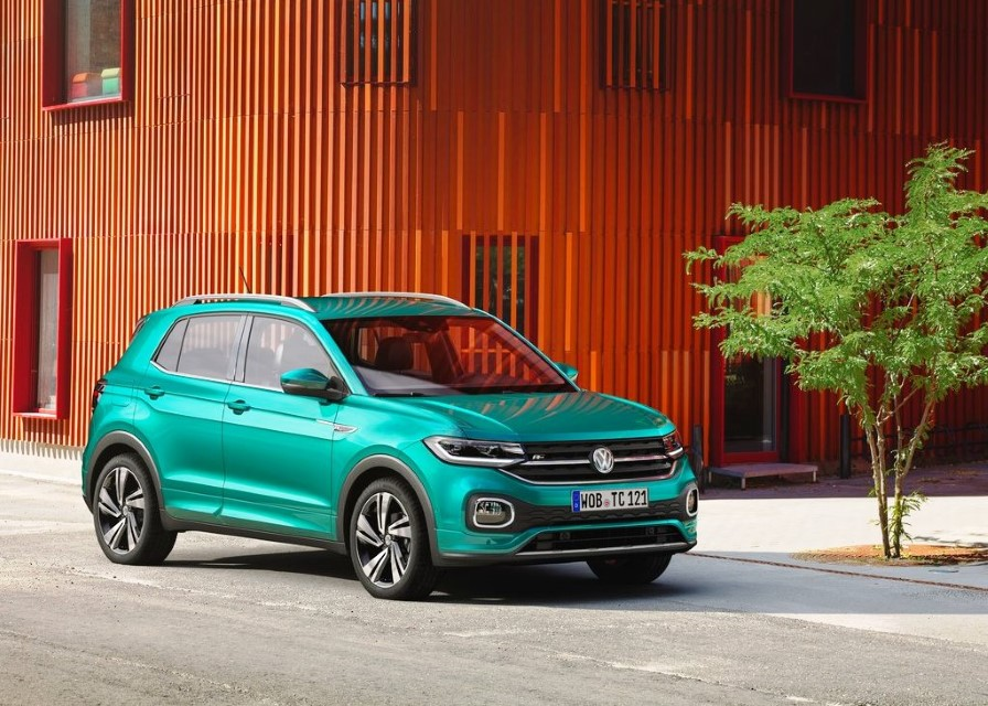 2020 VW T-Cross Price in UK