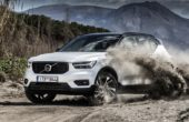 2020 Volvo XC40 Off-Road Test - It's OK