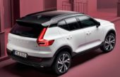 2020 Volvo XC40 Redesign and Changes Exterior