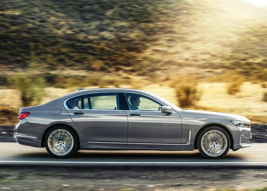2020 BMW 7-Series Configurations