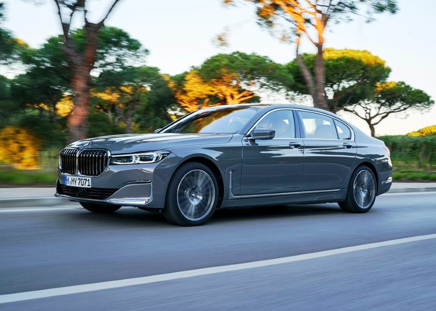2020 Bmw 7 Series Review The First Class 750i Xdrive