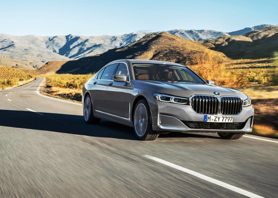 2020 BMW 7-Series Price & Lease