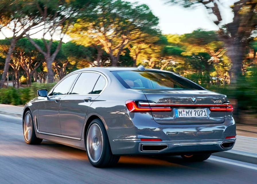 2020 BMW 7-Series Release Date