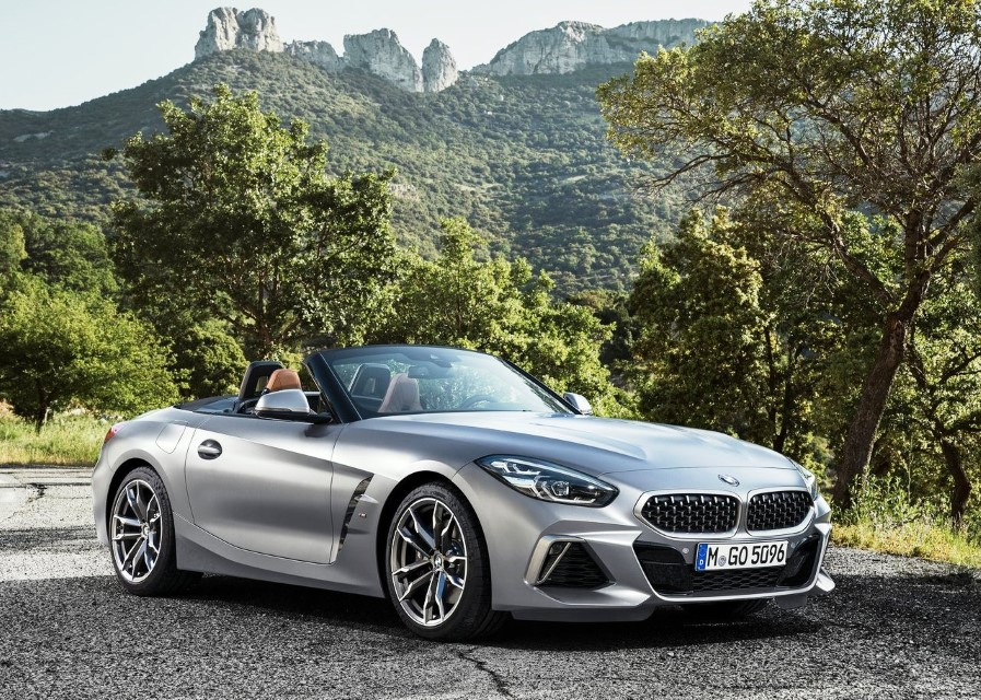 2020 BMW Z4 Convertible Price