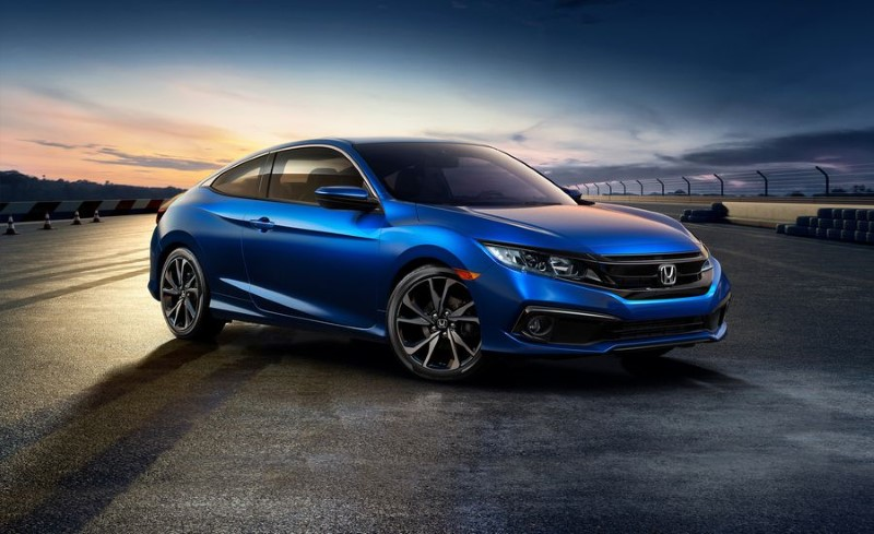 2020 Honda Civic Sedan Price & Availability