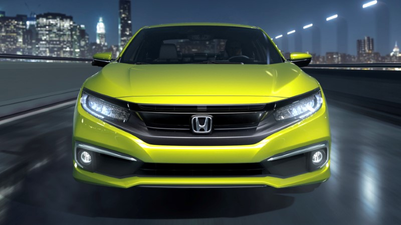 2020 Honda Civic sedan Release Date and Price
