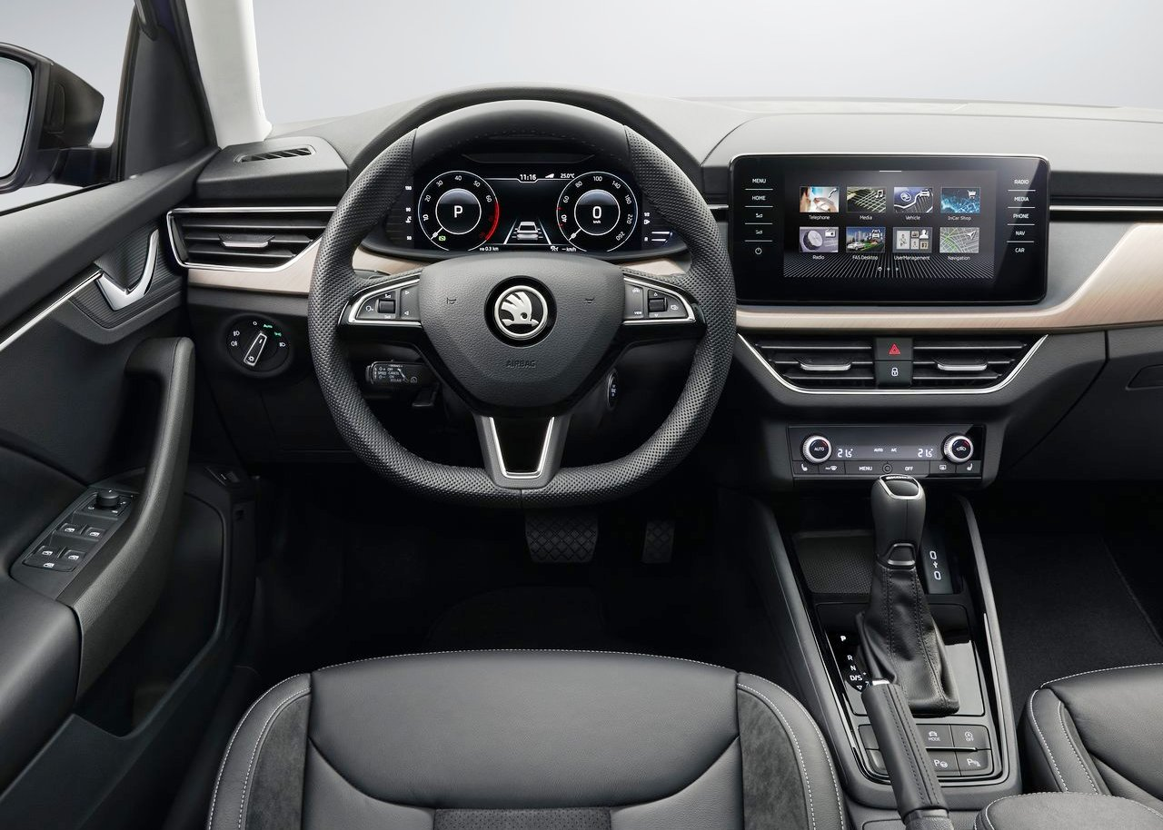 2020 Skoda Scala Safety Features