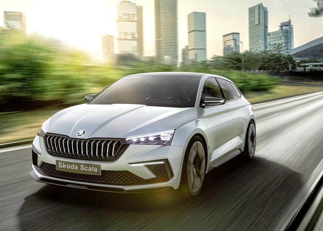 2020 Skoda Scala Specifications