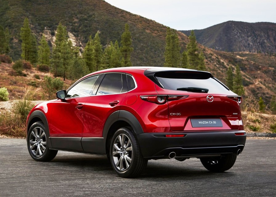 2020 Mazda CX-30 All Wheel Drive
