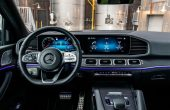 2020 Mercedes GLS Dashboard & Features