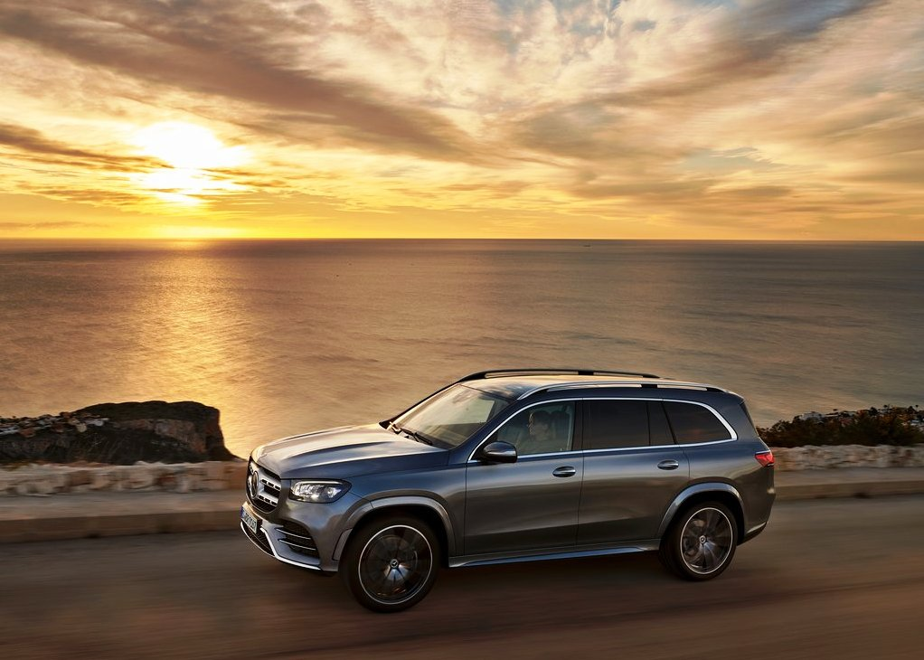 2020 Mercedes GLS Exterior Changes
