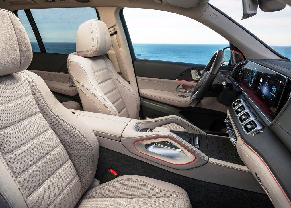 2020 Mercedes GLS Interior Colors