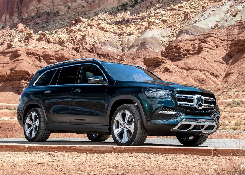 2020 Mercedes GLS Redesign & Changes