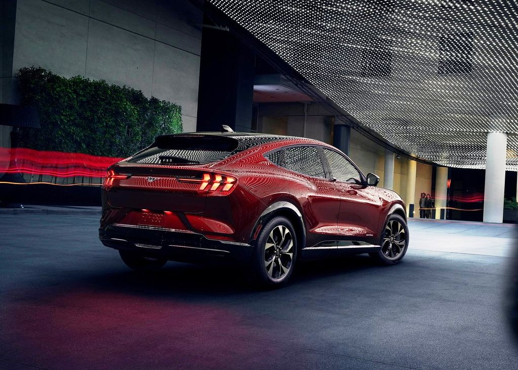 2021 Ford Mustang Mach-E Specs