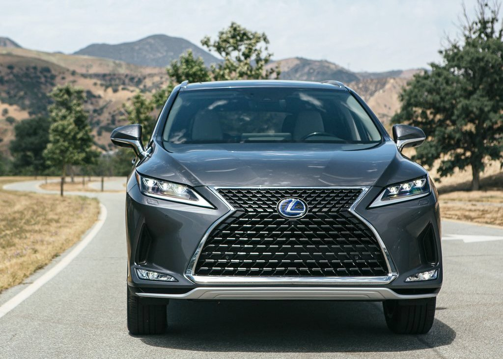 2021 Lexus RX 450hl Luxury Redesign Exterior & Interior