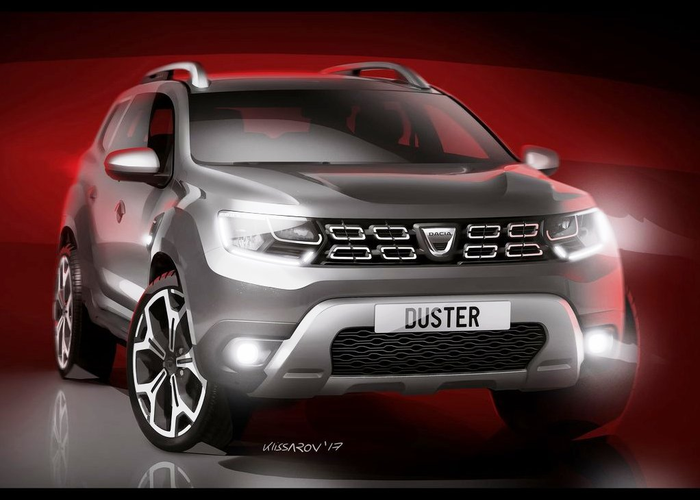 2020 Dacia Duster Price and Lease Deals