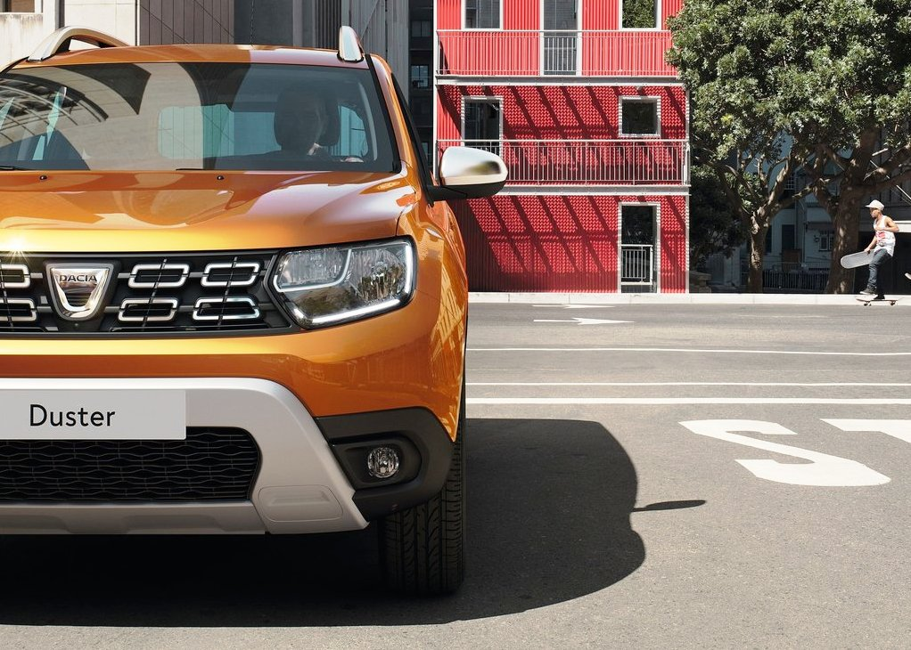 2020 Dacia Duster Redesign & Changes