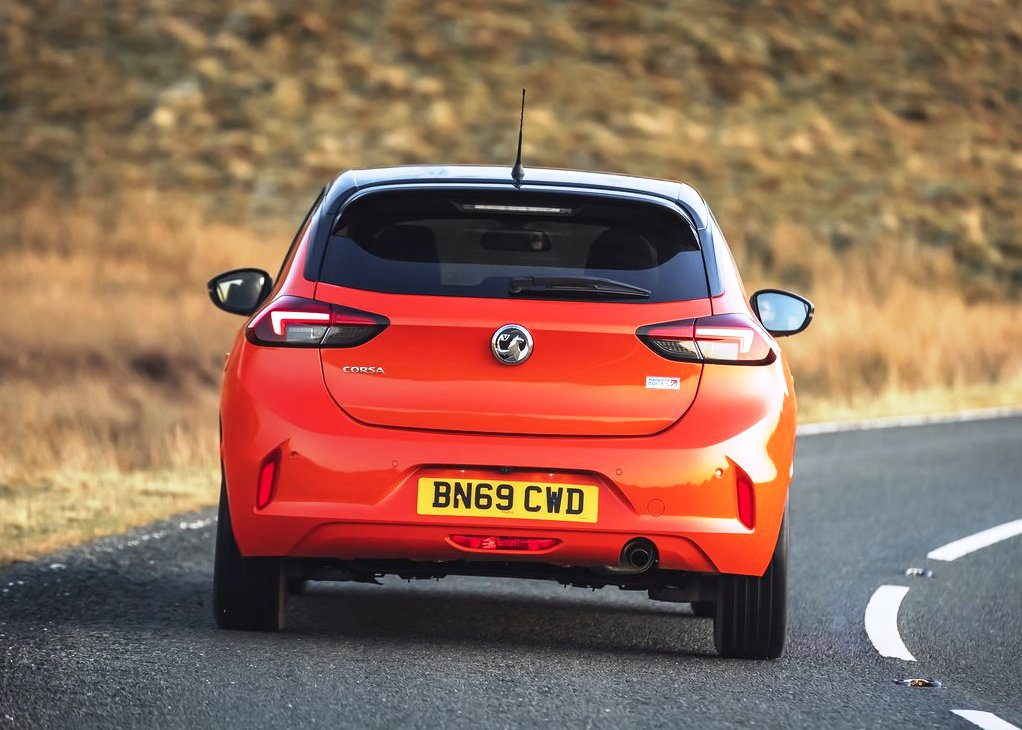 2020 Vauxhall Corsa Redesign & Changes