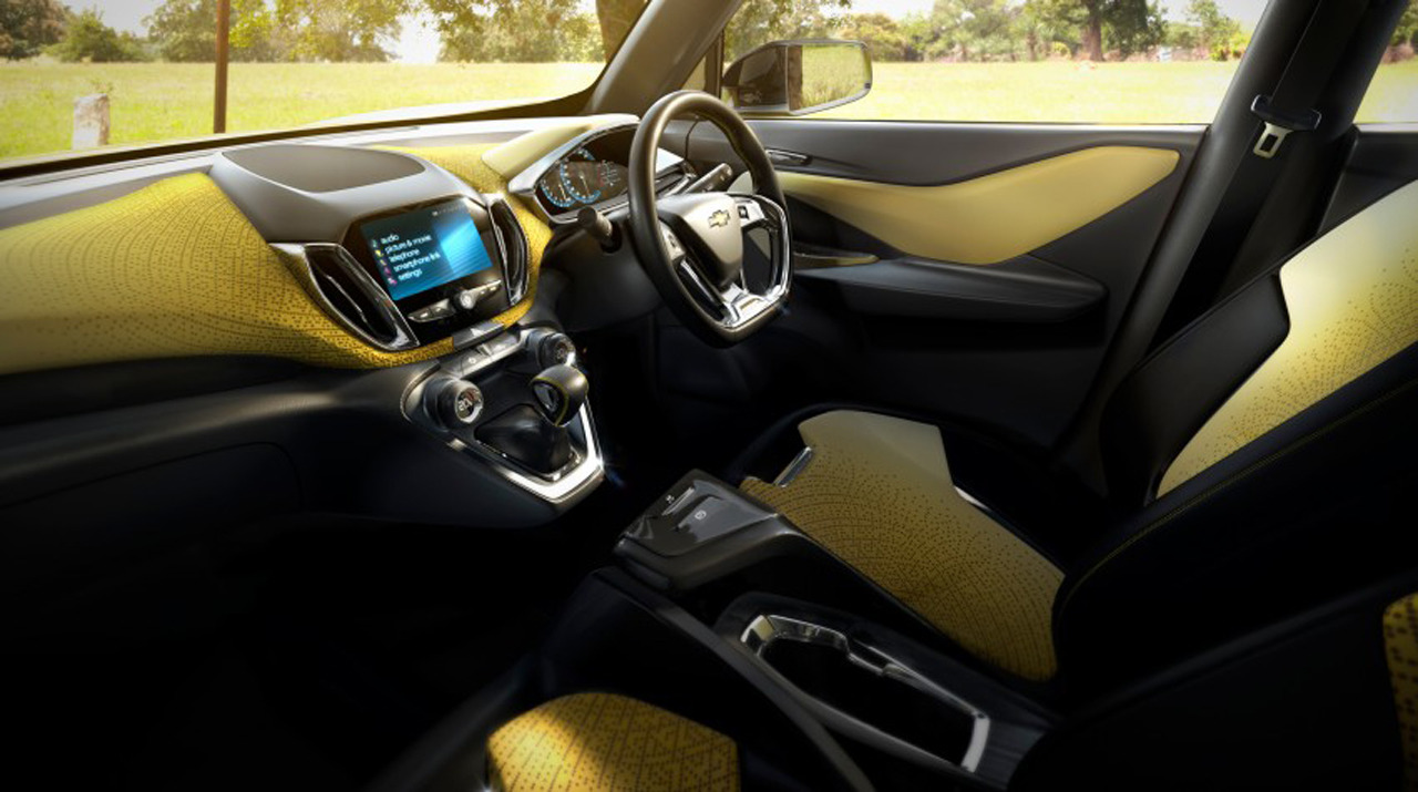 Chevy Adra Interior Images