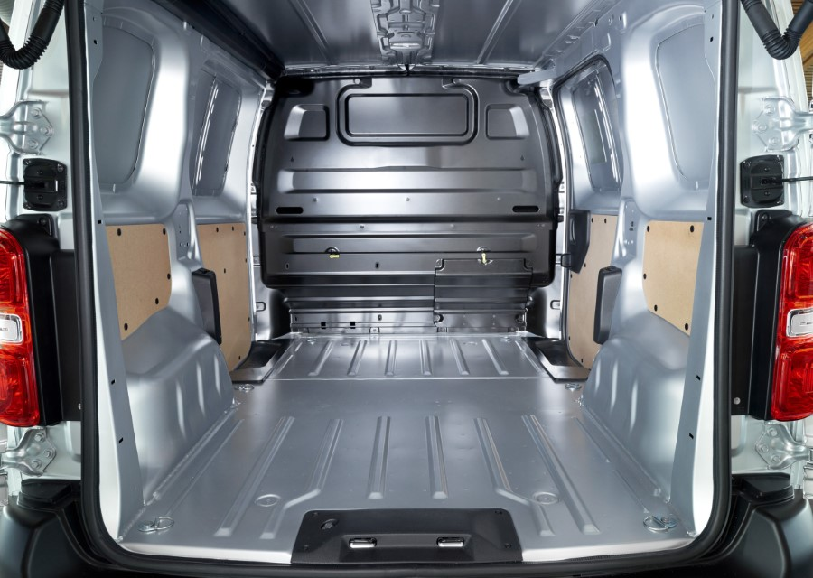 New Toyota Proace 4X4 Dimensions & Load Capacity