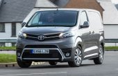 New Toyota Proace 4X4 Relaese Date