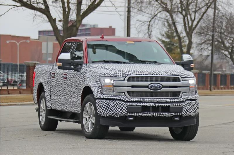 2021 Ford F-150 Electric Concept