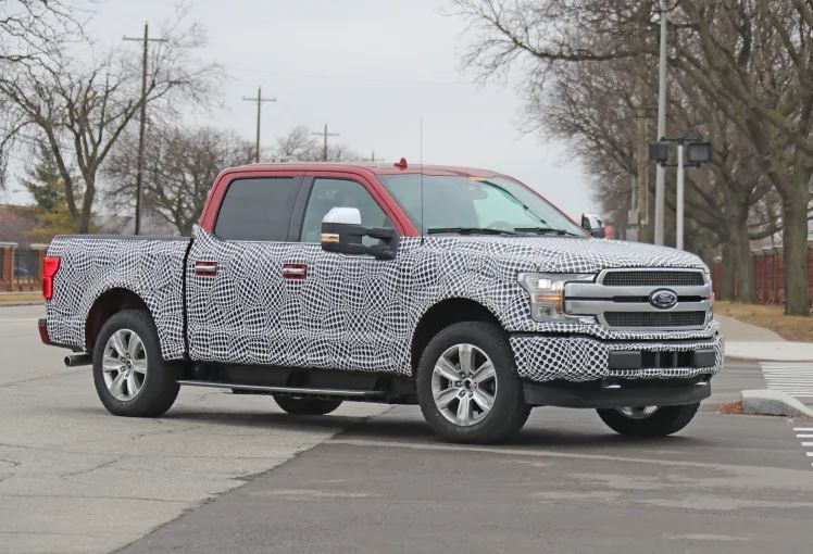 2021 Ford F-150 Electric Specifications