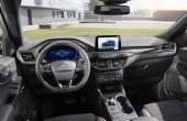 2021 Ford Kuga Hybrid Interior With New Ford Technology
