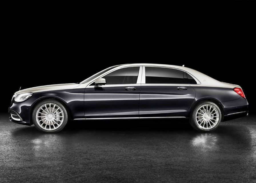 2021 Mercedes S-Class Maybach Configurations