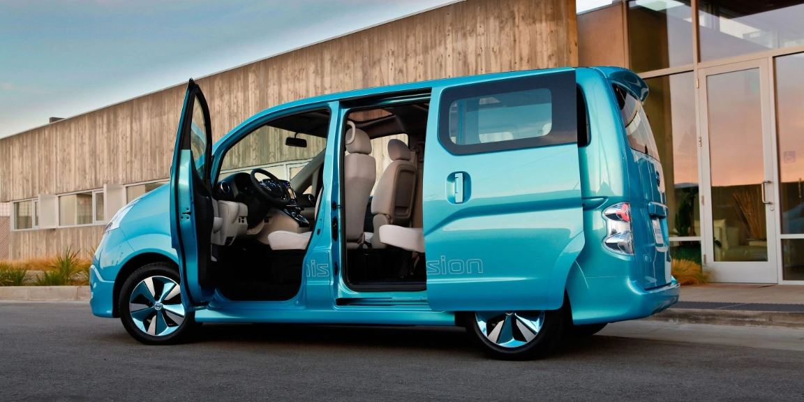 2021 Nissan E-NV200 Electric Van Release Date & Price