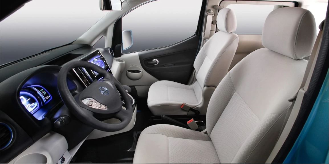 2021 Nissan E-NV200 Interior & Fatures