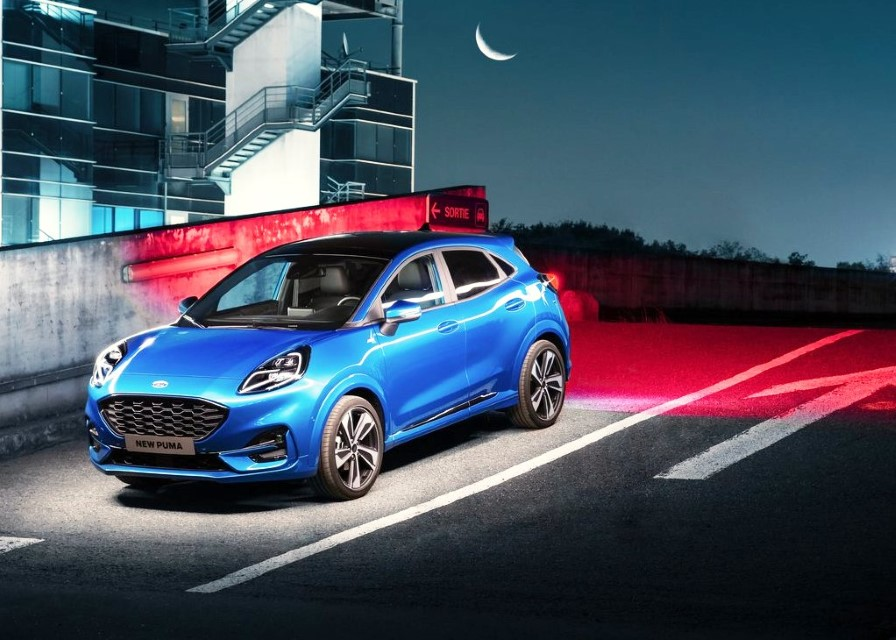 2022 Ford Puma Hybrid Price & Configurations