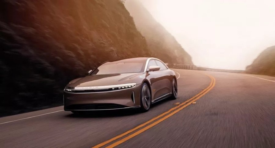 Lucid Air Release Date