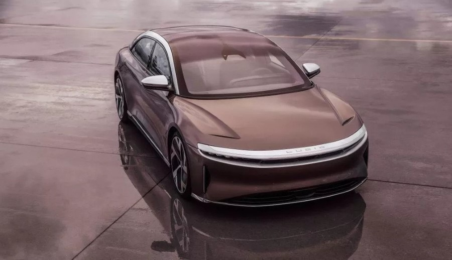 Lucid Air VS Tesla Model S