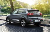 New Kia e-Niro 100% Electric vehicle Review