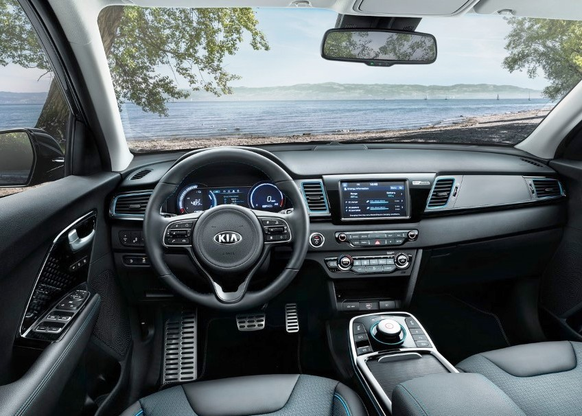 New Kia e-Niro Interior Features